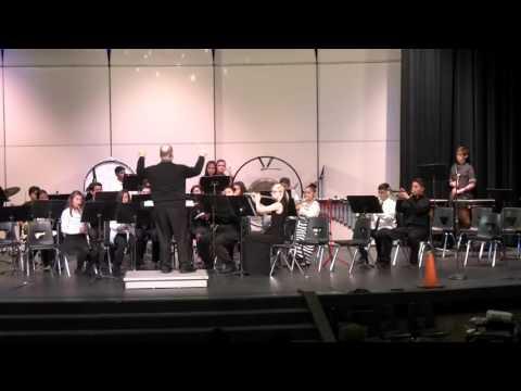 La Sierra Concert 2016 - Arizona Middle School