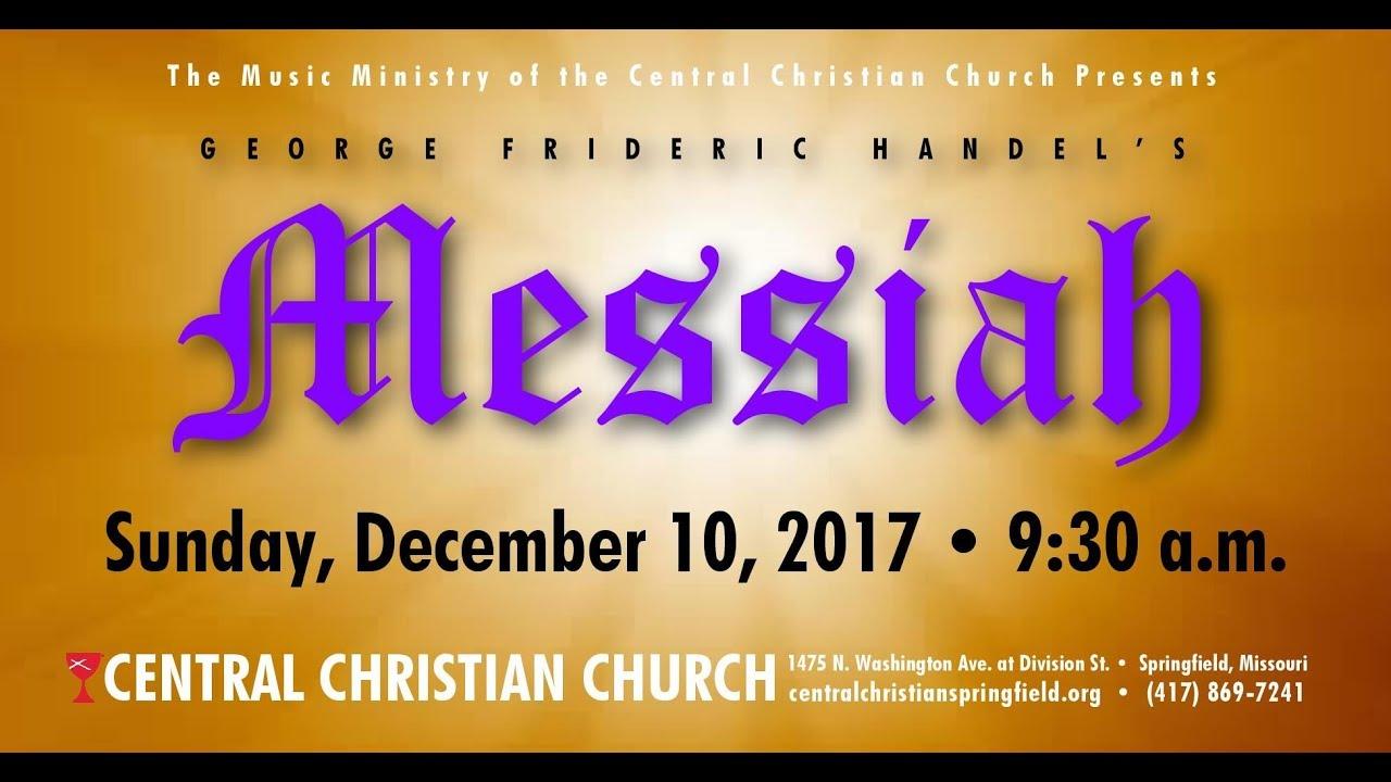 December 10, 2017 Cantata