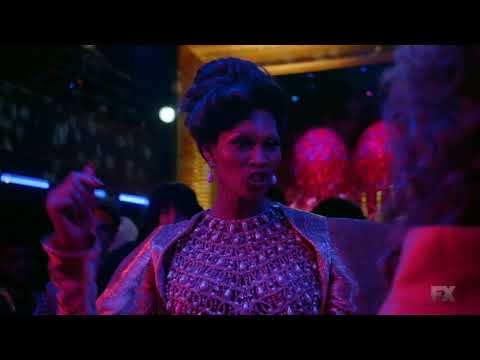 Elektra Abundance Reads To Filth | Pose FX (HD)
