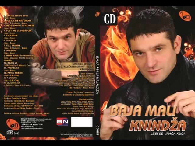Baja Mali Knindza - Pevaj Srbijo (BN Music) #1
