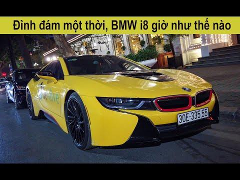 Siêu phẩm BMW i8 Đình đám một thời giờ như thế nào?