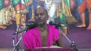 """Bhagavata - Panchama Skanda"" by Vid. Brahmnyachar | day 04 | 05 Jun 2018"