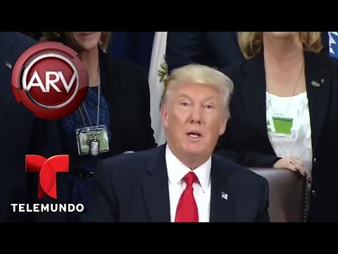 Posible deportación a quienes reciben ayuda del gobierno | Al Rojo Vivo | Telemundo