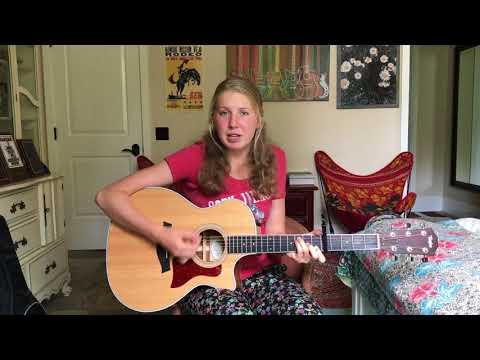 Songwriting Major Portfolio- Belmont University Application