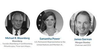 Samantha Power, James Gorman, Mike Bloomberg & More Speak at the Year Ahead 2017 Summit
