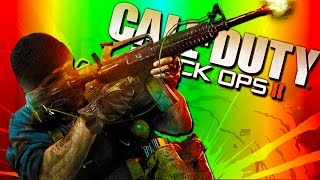 Playing Against KYR SP33DY's Biggest Haters! - Black Ops 2!