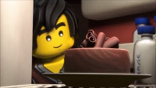 Ninjago but its just Cole for 40 minutes :D (Kirby Morrow Tribute)