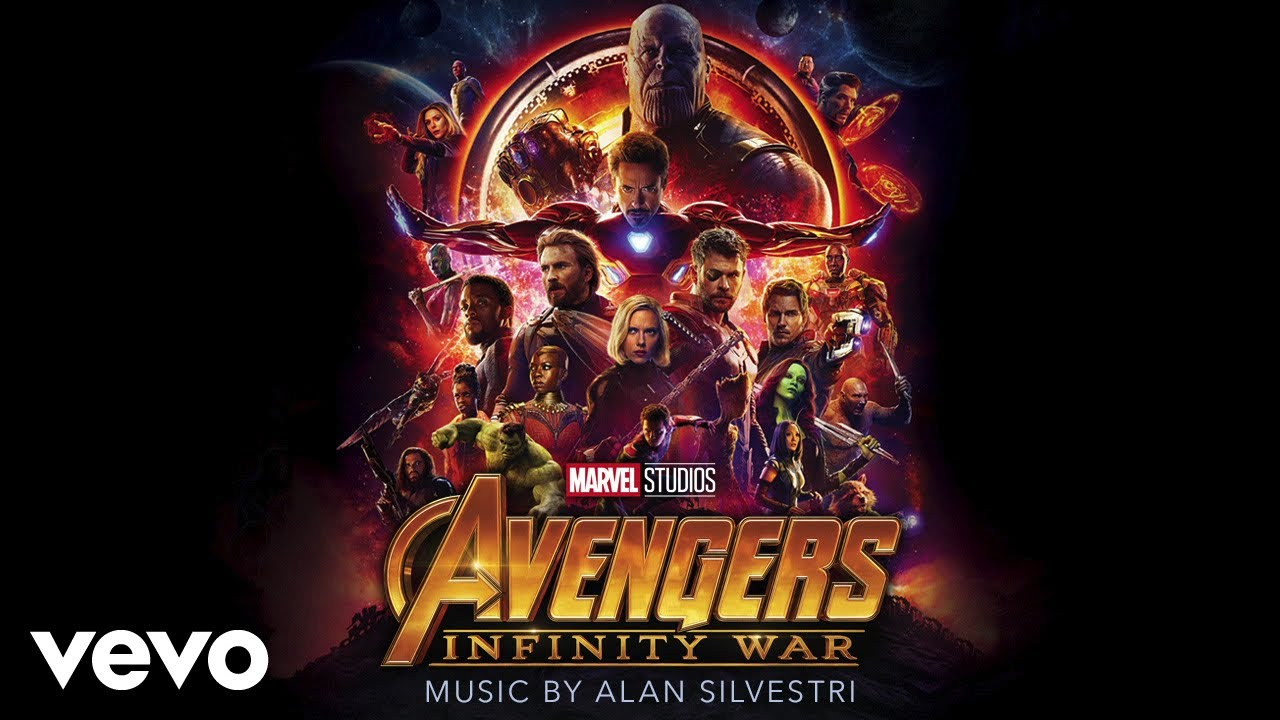 Alan Silvestri - Infinity War (From
