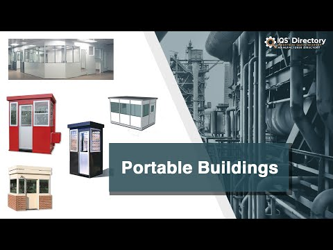 Portable Building Producers | Portable Building Suppliers