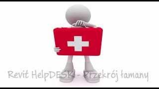 Revit HelpDESK - Przekrój Łamany