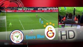 Emre Mor'un attığı gol sayılmadı! | Çaykur Rizespor - Galatasaray