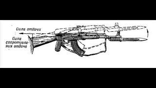 Увод оружия с линии прицеливания. Правша= левша?