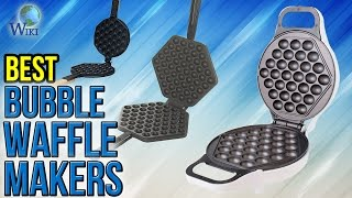5 Best Bubble Waffle Makers 2017