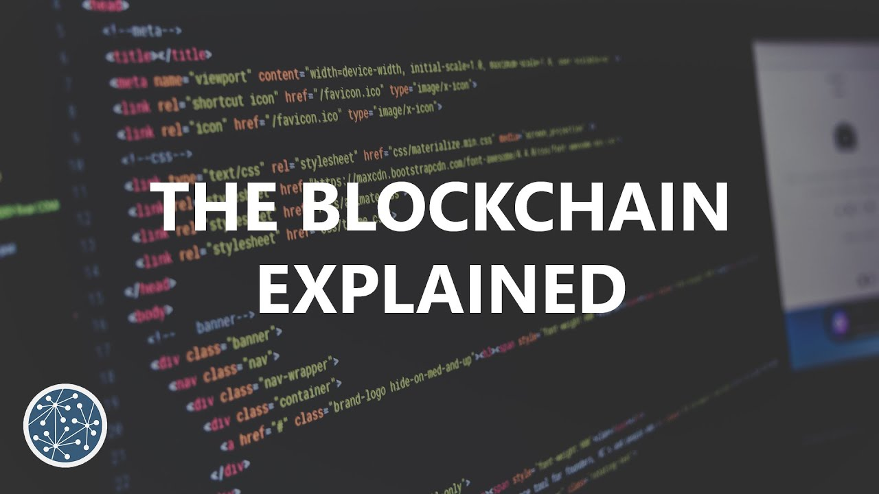 The Blockchain Explained (Litecoin/Bitcoin)