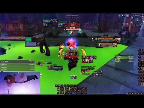 8.1 Demonology Warlock 2vs2 Arena