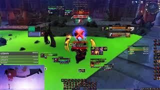 8.1 Demonology Warlock 2vs2 Arena