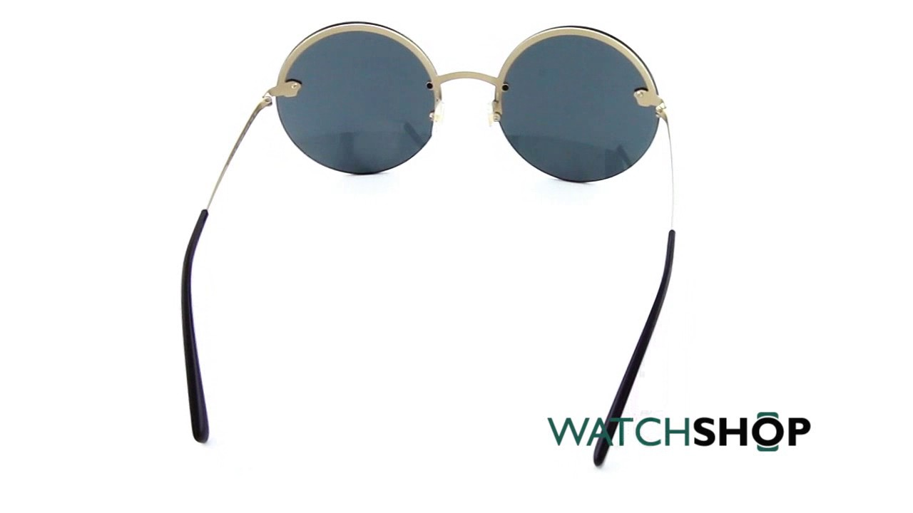 e272f95f88404 Versace Ladies  VE2176 Sunglasses (VE2176-125287-59) - YouTube