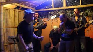 Rick Hubbert and the Sin Nombre Blues Band