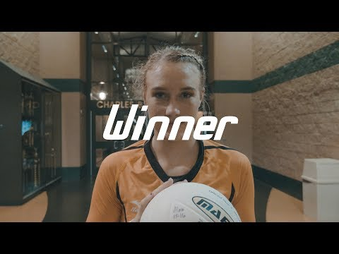 BEST VOLLEYBALL RECRUITMENT VIDEO! feat. Audrie Chaney (4K)