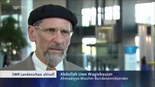 Jahresversammlung Ahmadiyya Muslim Jama'at Deutschland