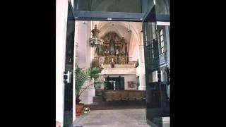 Toccata und Fugue in A Moll - Johann Ludwig Krebs.