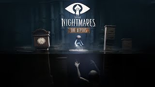 Little Nightmares Secrets of the Maw Walkthrough Gameplay FULL DLC - Chapter 1: The Depths (PC)