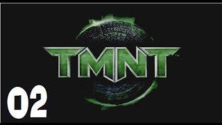 """""""TMNT"""" Teenage Mutant Ninja Turtles Xbox 360 Part 2 """"Vigilantism"""""""