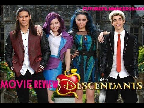 Disney's Descendants (2015) - Movie Review