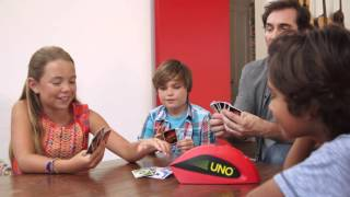 Uno Attack   Available on Amazon   Mattel Games