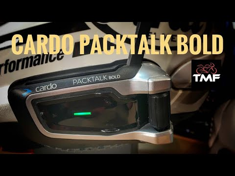 Best Motorcycle Intercom System?  - Cardo Scala Rider Packtalk Bold Review