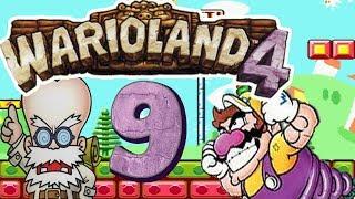 Let's Play Wario Land 4 Part 9: Wario Party