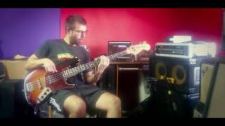 Gugun Blues Shelter - Vixen Eyes bass cover