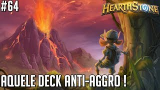 HEARTHSTONE - Quest Taunt Warrior - Ranked Standard [PT-BR] Cavaleiros do Trono de Gelo #64
