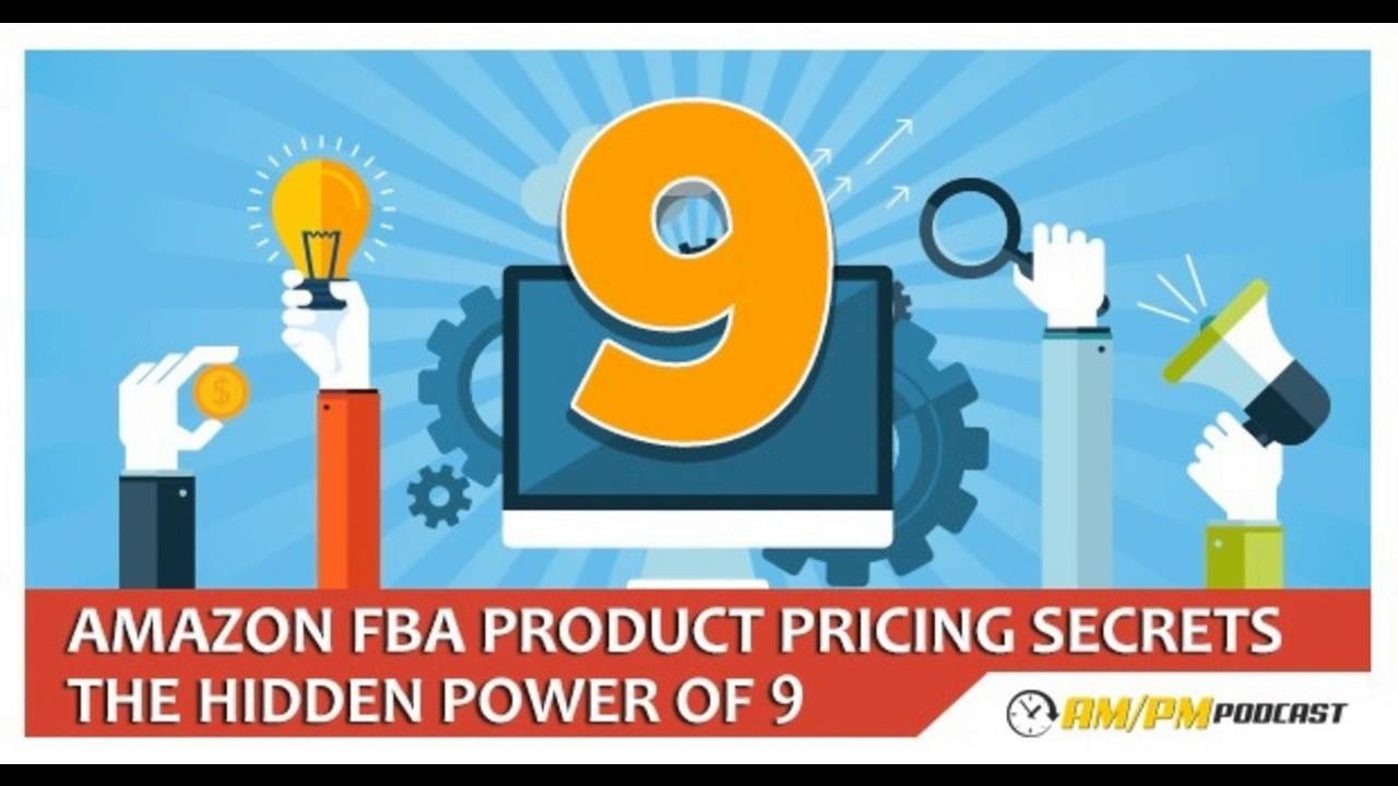 Amazon FBA Private Label: EP16 - Pricing Strategies For Your Private Label  Products On Amazon