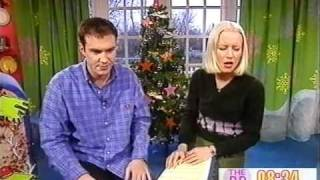 Big Breakfast with Johnny & Denise - 2/12/98 - news, weather & annoying toys