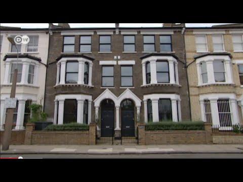 ein viktorianisches haus in london euromaxx youtube. Black Bedroom Furniture Sets. Home Design Ideas