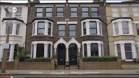 Ein viktorianisches Haus in London | Euromaxx