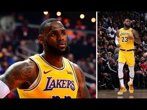 LeBron James tells Lakers team mates what to do over All Star weekend after Hawks defeat
