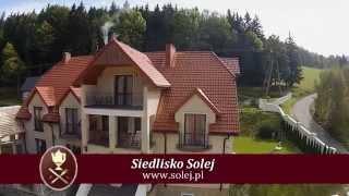 Siedlisko Solej Stronie Śląskie wieś Czarna Góra Sienna