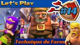 La Technique Ultime à tous les Niveaux | Rush et Farm | Le combo Barbare-Archers ! Clash of Clans