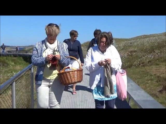 Verdens strikkedag 2018, Atlanterhavsvegen