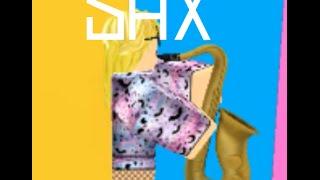 Video musicale di Fleur East- Sax Roblox.