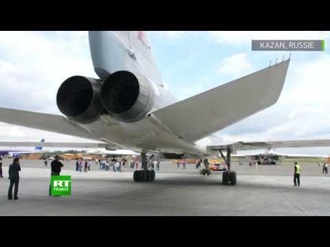 La Russie dévoile son tout nouveau bombardier supersonique, le Tupolev-22M3M