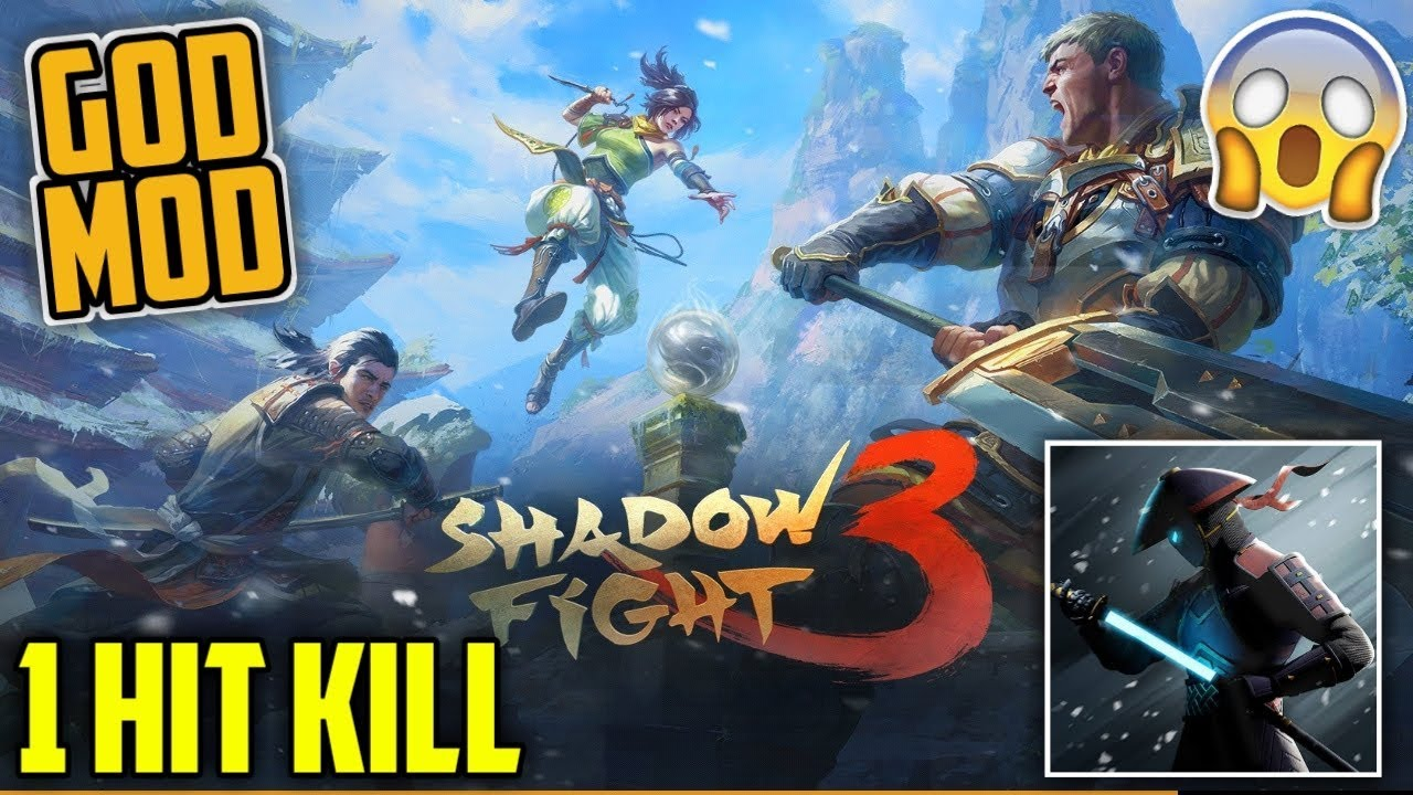 Shadow Fight 3 MOD APK 1.16.1 | 1 Hit Kill | God Mode