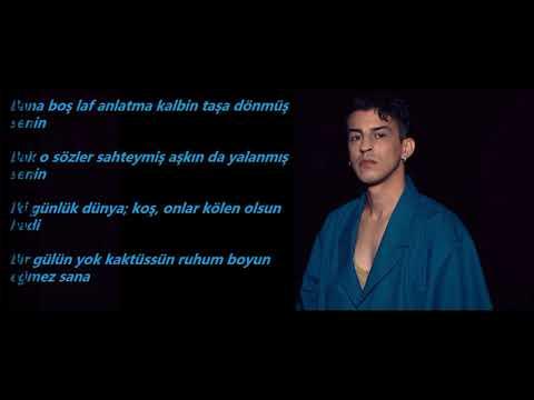 Norm Ender - Kaktüs Türkçe Sözler (lyrıcs)