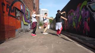 Hip - Hop КЛИП. Школа танцев Visions