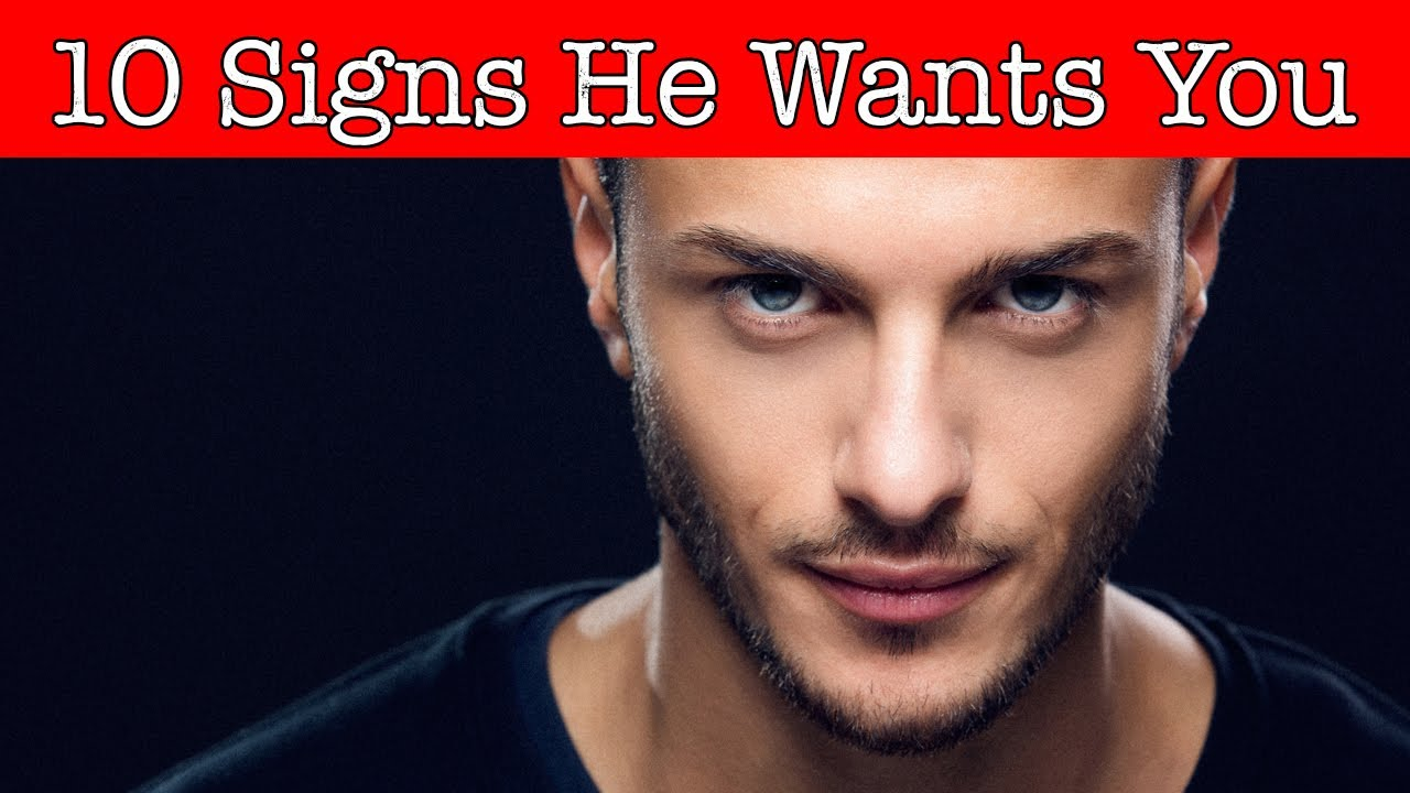 flirting signs he likes you meme video images women