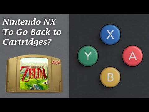Nintendo NX Could Feature 3ds Like Cartridges Provided By Macronix