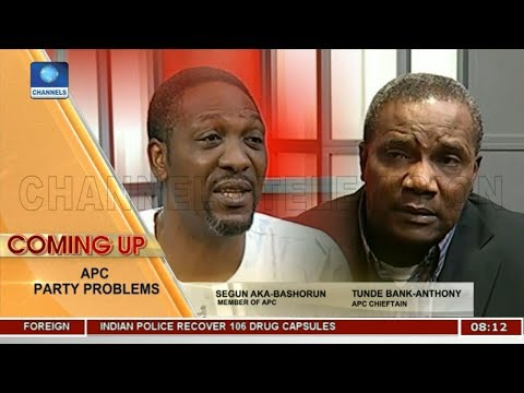 Analysts Disagree Over APC Parallel Congress In Lagos Pt.1 |Sunrise Daily|