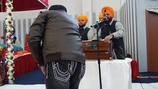 Gurdwara Shri Guru Hargobind Sahib Ji Leno (BS) Italy( Kulwant Singh Khalsa Da Dhadi Jatha )Part 3